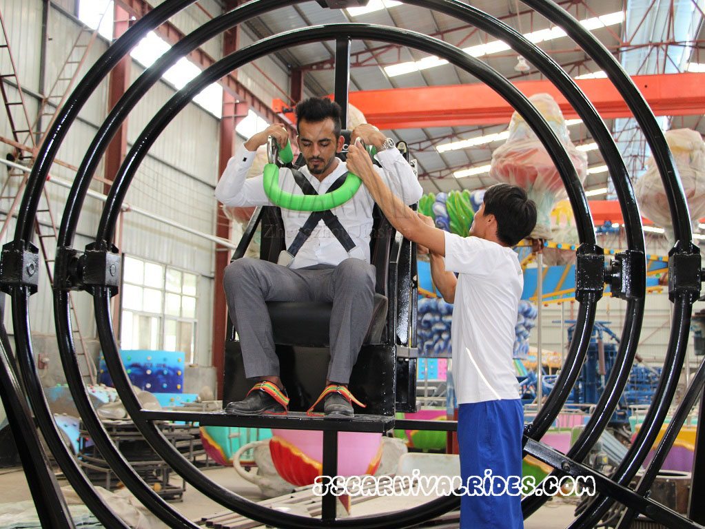 Human Gyroscope Buyer From Dubai