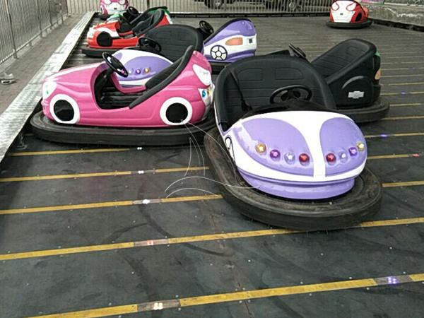 Amusement Park Bumper Car