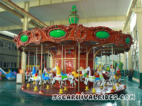 How to Choose A Excellent Carousel?