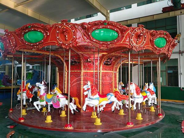 Antique carousel ride for kids-2 (5)