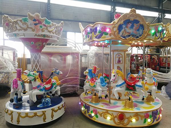 Children's Merry Go Round