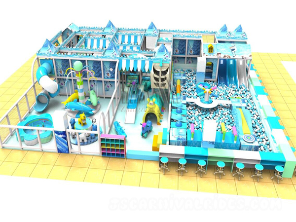 How to Make Profitable from Indoor Playground?