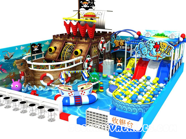 One Piece Ship Playground