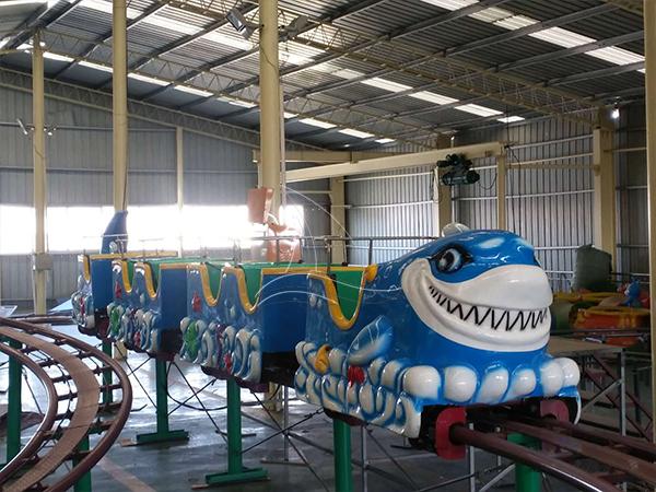 Shark Roller Coaster
