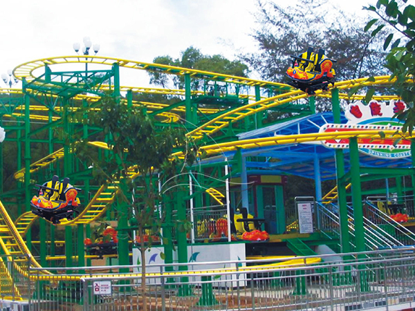 Innovation is the inevitable trend of the development of large-scale amusement equipment