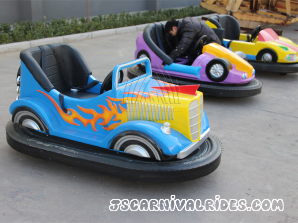 Basic Information of Bumper Car