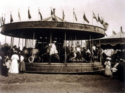 The history of carousel