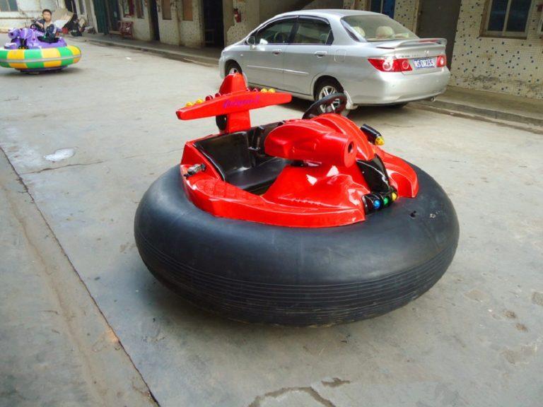 Passenger Notes (Challenger Inflatable Bumper Car)