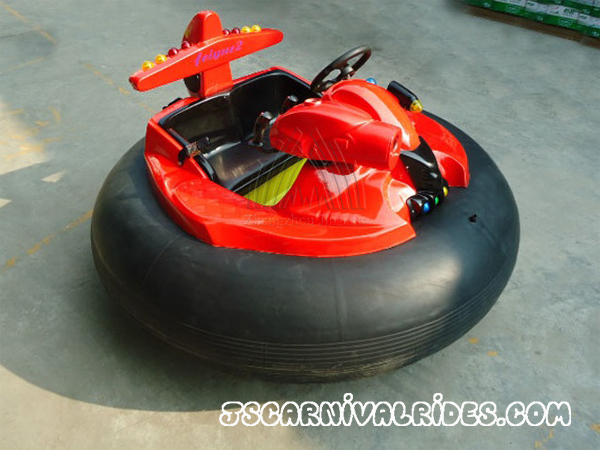 Site Construction Proposal (inflatable bumper car)