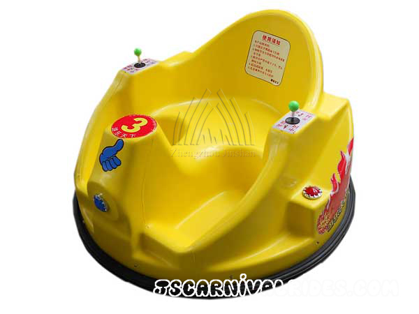 UFO Bumper Car Feedback from Our USA Client