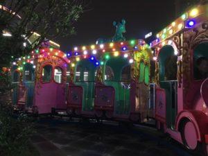 overnight train rides