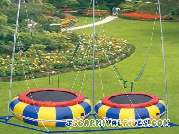 trampoline-bungee
