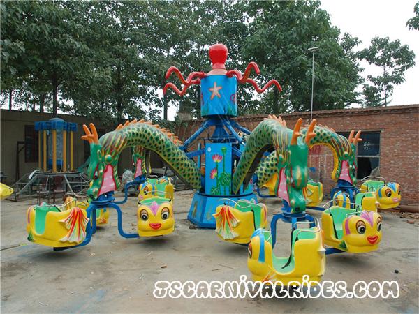 Amusement-Octopus-Rides
