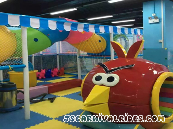Place Decoration Requirements for Children Playground Equipment