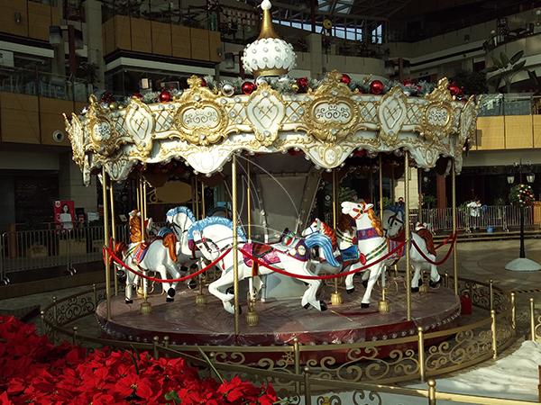 Central Park Merry Go Round