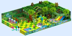 Forest Indoor Playground