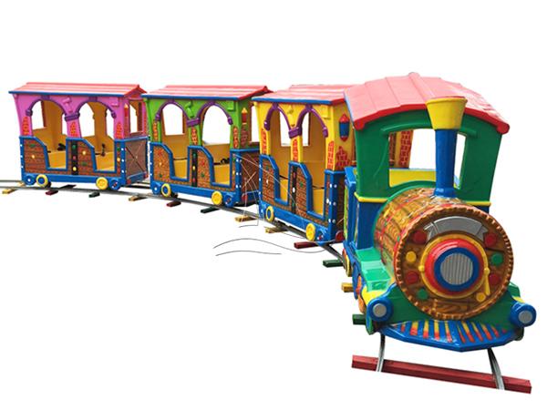 Garden Track Train Rides