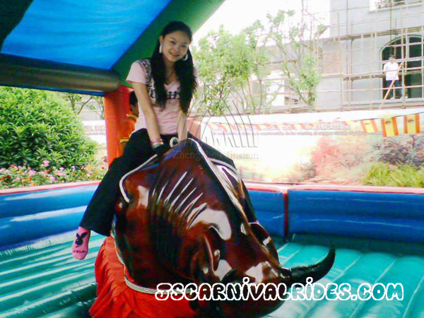 Advantages of the Mechanical Bull Rides