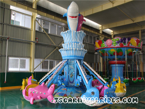 Self-Control-Shark-Ride