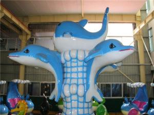 Shark Island Rides