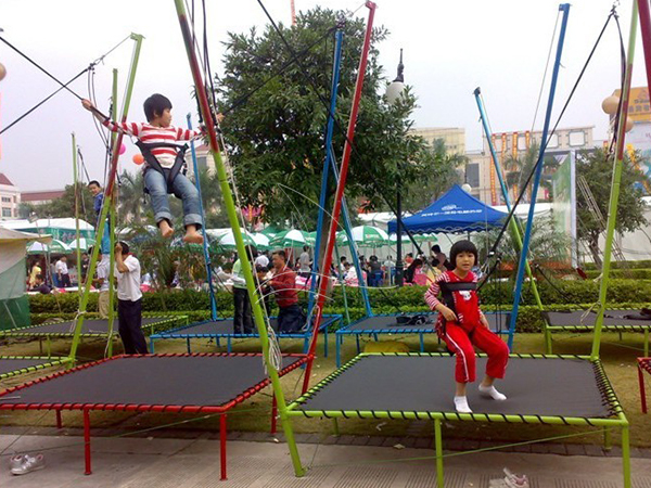 Single Bungee Trampoline (1)
