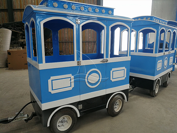 Train Rides for Kids (