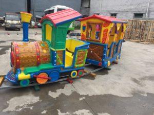 garden track train