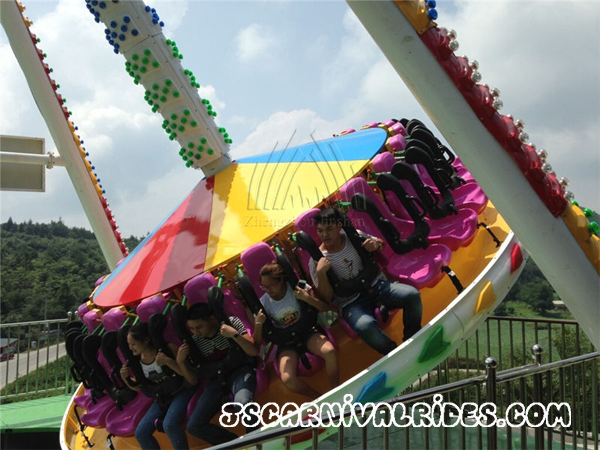 How To Distinguish The Quality Of Large Amusement Equipment?