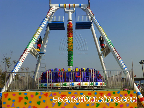 How to Deal With The Abnormal Situation of Large Amusement Equipment?