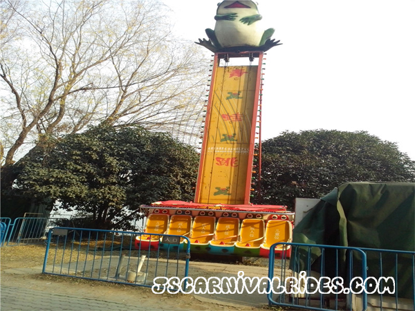 Amusement Rides Jumping Frog for Sale