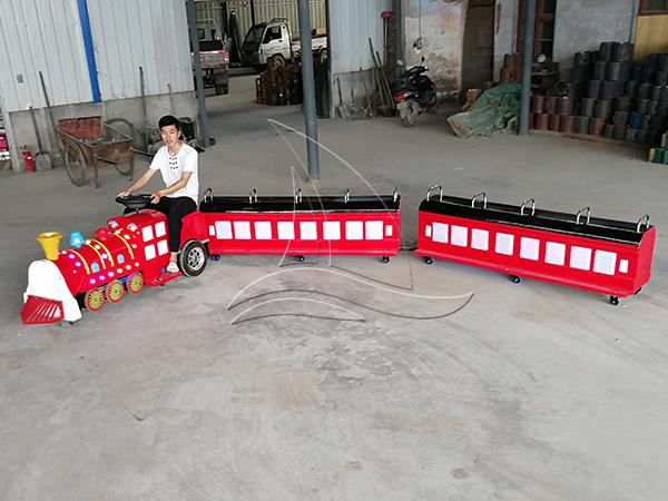 Trackless Mini Kids Train
