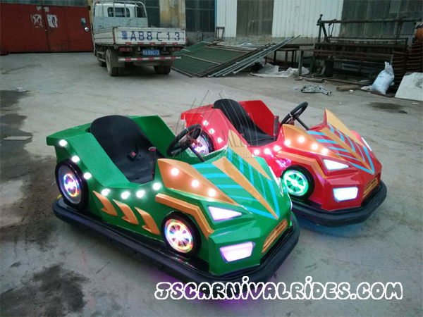 Racing Bumper Cars