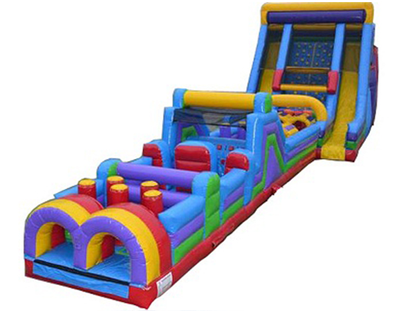 Vertical Inflatable Obstacle