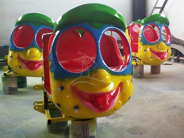 Big Fun Eye Aircraft