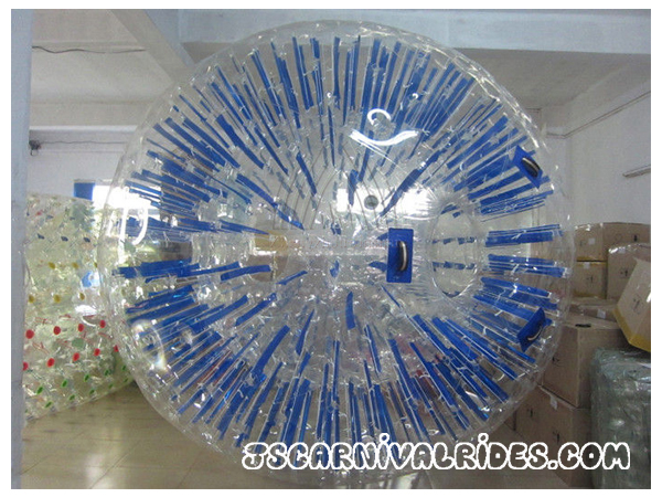 Blue Shine Zorb Ball