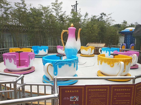 Cup and Saucer Rides