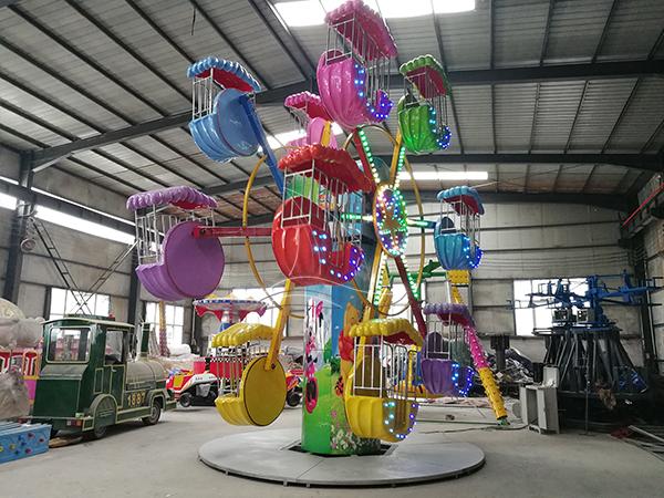 Double-side-Kids-Ferris-Wheel (3)