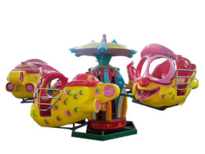 Fun Big Eye Aircraft