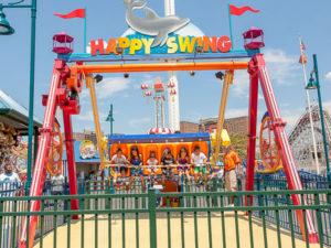 Happy Swing Ride
