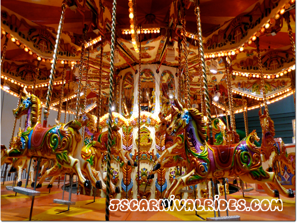 Advises on How to Select Good Quality Luxury Carousel