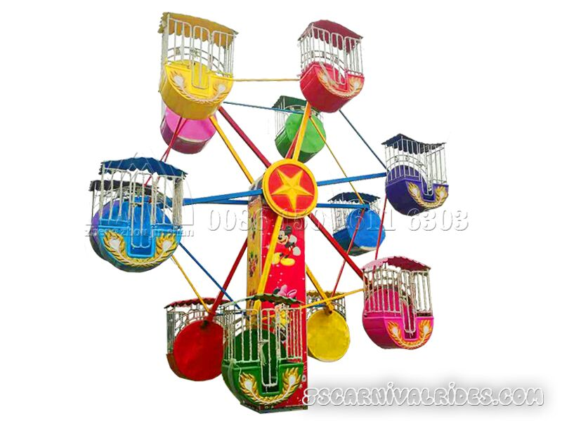 Double-side Kids Ferris Wheel