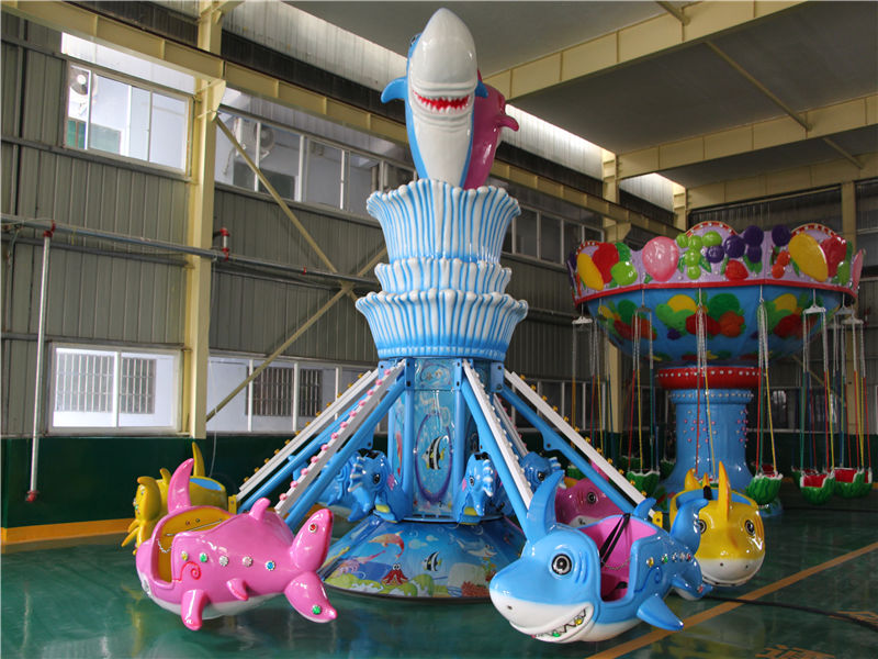 Self Control Shark Ride
