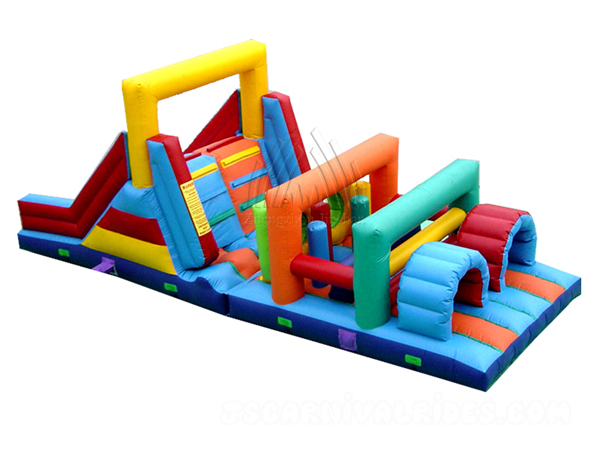 Small Inflatable Obstacle