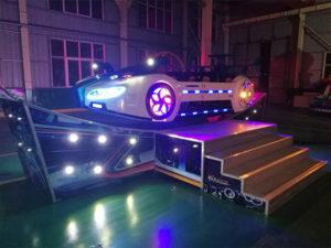 Speed-Flying-Car
