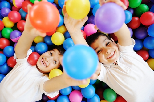 What's the Role of Children Playground Equipment Played in Children's Growth?