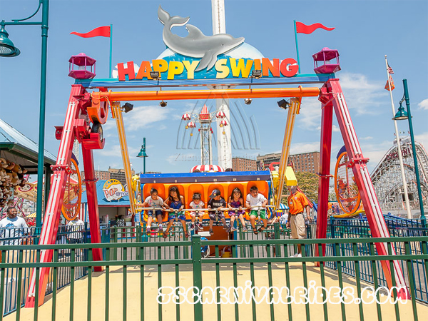 Happy Swing Ride