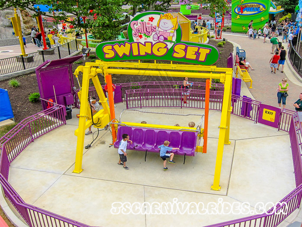 happy swing