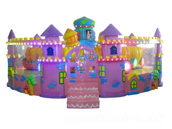 Castle Cup Rides