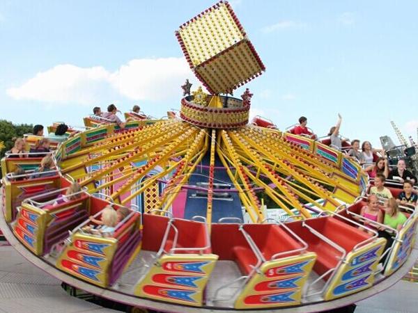 Dancing Flying Ride