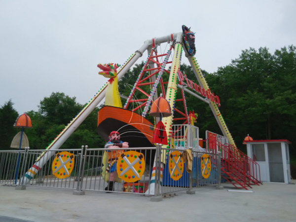 Dragon Pirate Ship for Sale